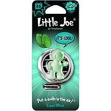 image of Thumps Up Little Joe Cool Mint Air Freshener