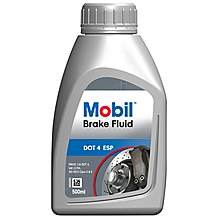 image of Mobil Brake Fluid DOT 4 ESP 500ml