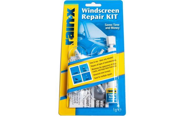 windscreen crack repair kit