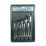 image of Halfords 9 piece Combination Spanner Set