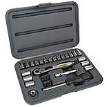 Halfords 30 Piece Socket Set 1/4""