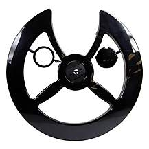 image of Halfords Plastic Chainring Guard 42-44T
