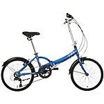 image of Apollo Tuck Folding Bike