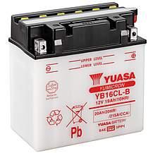 image of Yuasa YB16CL-B Powersport Motorcycle Battery