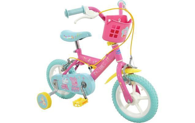 Peppa Pig My First Bike 12 Wheel 2017