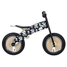 image of Kiddimoto Skullz Kurve Balance Bike