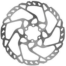 image of Shimano XT 6 Bolt Disc Rotor 180mm