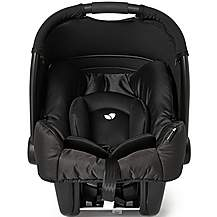 Joie Gemm 0+ Baby Carrier - Black Carbon