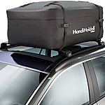 image of HandiWorld HandiHoldall 400L Roof Box - Black