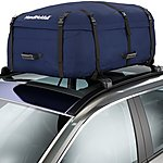 image of HandiWorld HandiHoldall 330L Roof Box - Blue