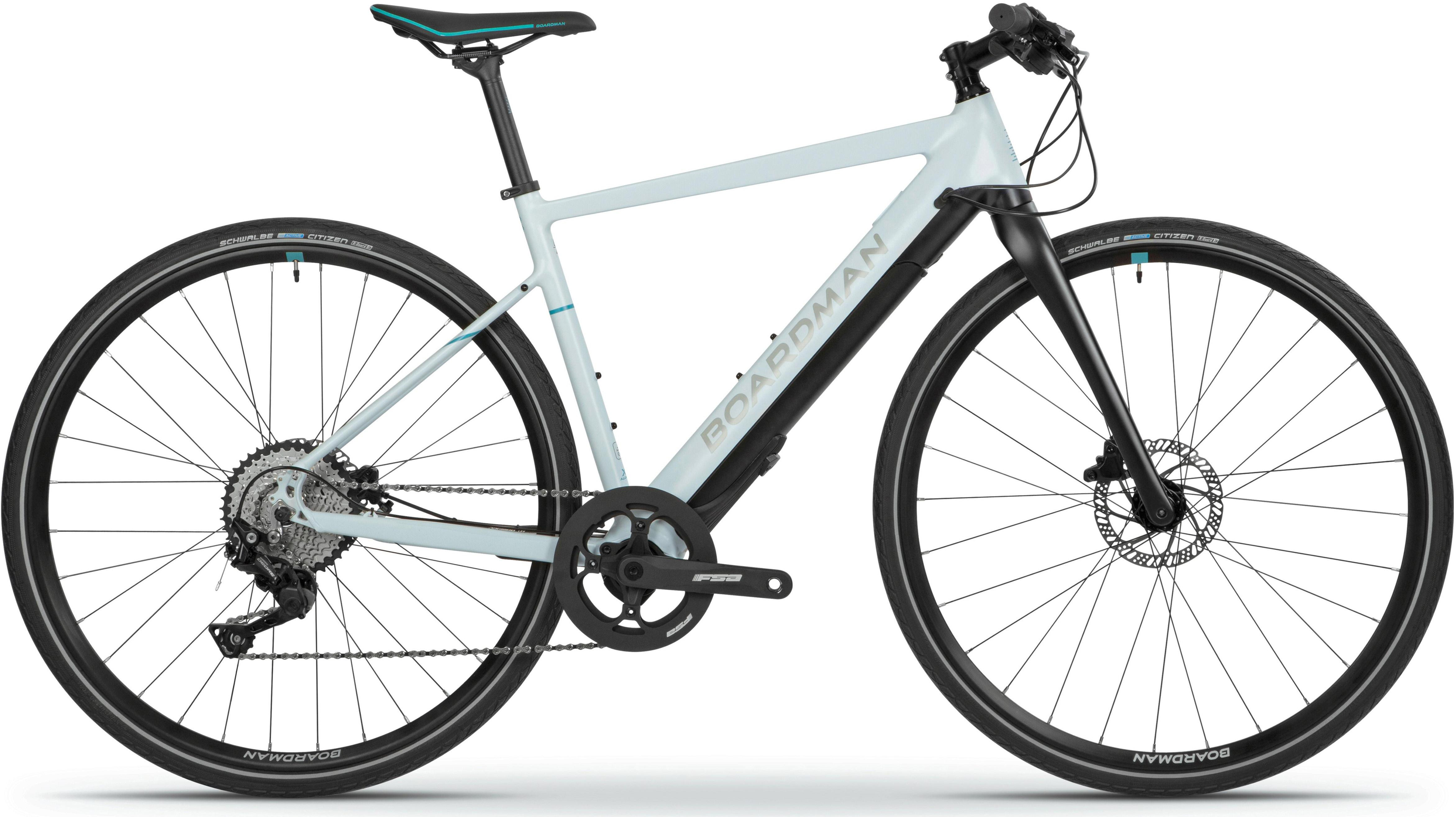 Boardman Hyb 8.9E Womens Hybrid Electric Bike - 45Cm