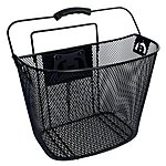 image of Halfords Essentials Wire Bike Basket