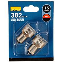 image of Halfords LED 3829R Bulb
