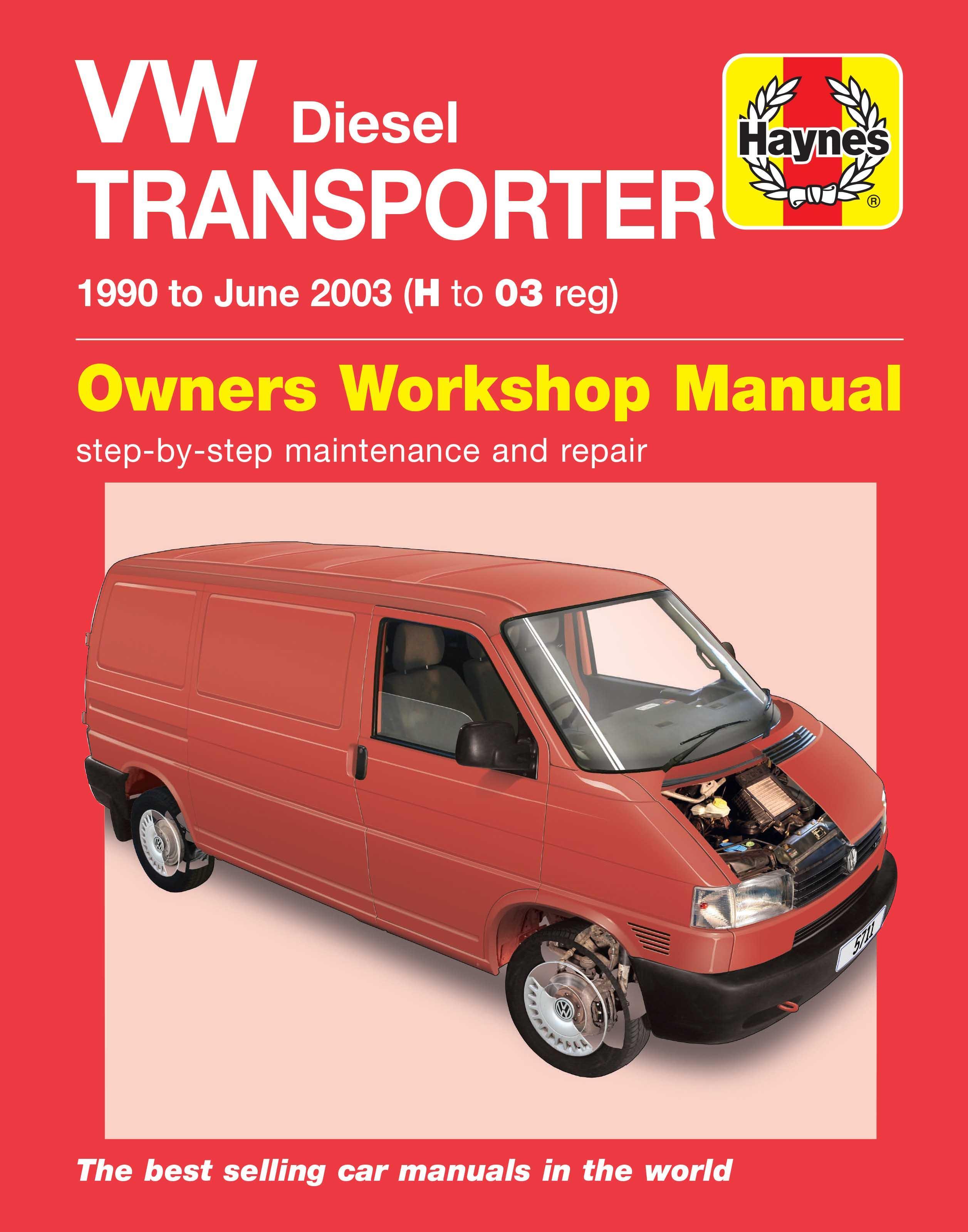 haynes manual vw t4 transporter die rh halfords com VW Transporter T3 VW Transporter T5