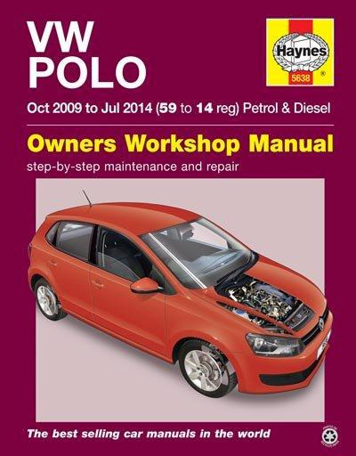 haynes manual vw polo petrol dies rh halfords com Green Ford Fiesta Ford Fiesta Manual Interior
