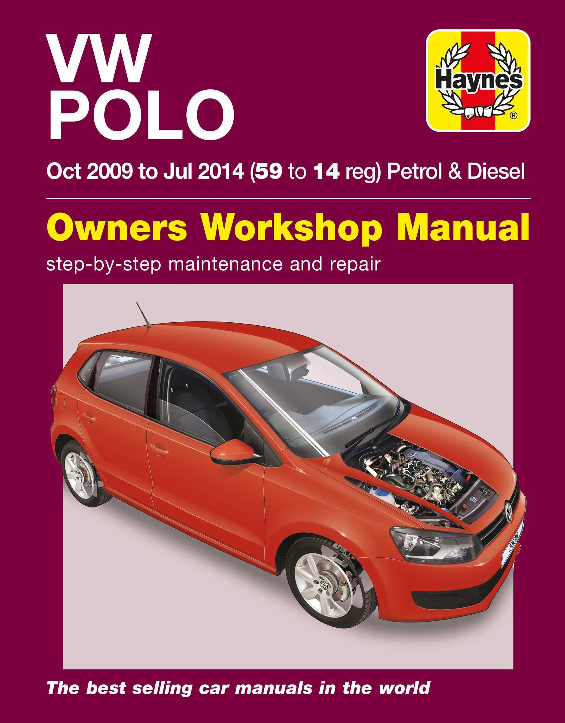 haynes manual vw polo petrol dies rh halfords com Clymer Manuals Lawn Boy 10323 Manual