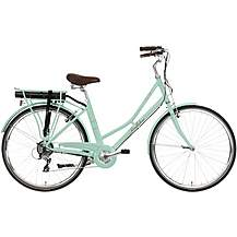 "image of Pendleton Somerby-E Electric Hybrid Bike - Mint - 17"", 19"" Frames"