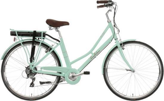 Hybrid e-bikes