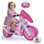 Injusa 6V Disney Princess Dragon Electric Ride On Scooter
