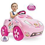 Injusa 6V Disney Princess Electric Ride On Car