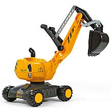 image of Rolly Toys Mobile 360 Excavator Ride On