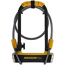 Magnum Plus MagSolid Shackle Lock