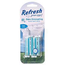 image of Refresh Car Air Freshener Vent Sticks x 4