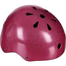 image of Pink Sparkle Kids Helmet 2018