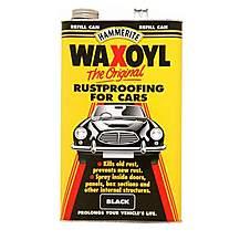 image of Waxoyl Rust Proofing Black 5L