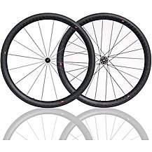 image of Edco Umbrial 45 Clincher Tubeless Ready Wheelset