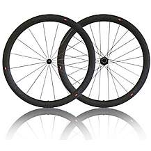 image of Edco Umbrial Disc 45 TA Clincher Tubeless Ready Wheelset