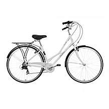 "image of Pendleton Somerby Hybrid Bike -  White - 17"", 19"" Frames"