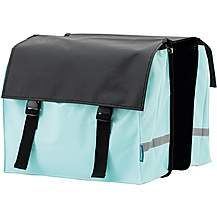 image of Urban Proof double pannier Turquoise