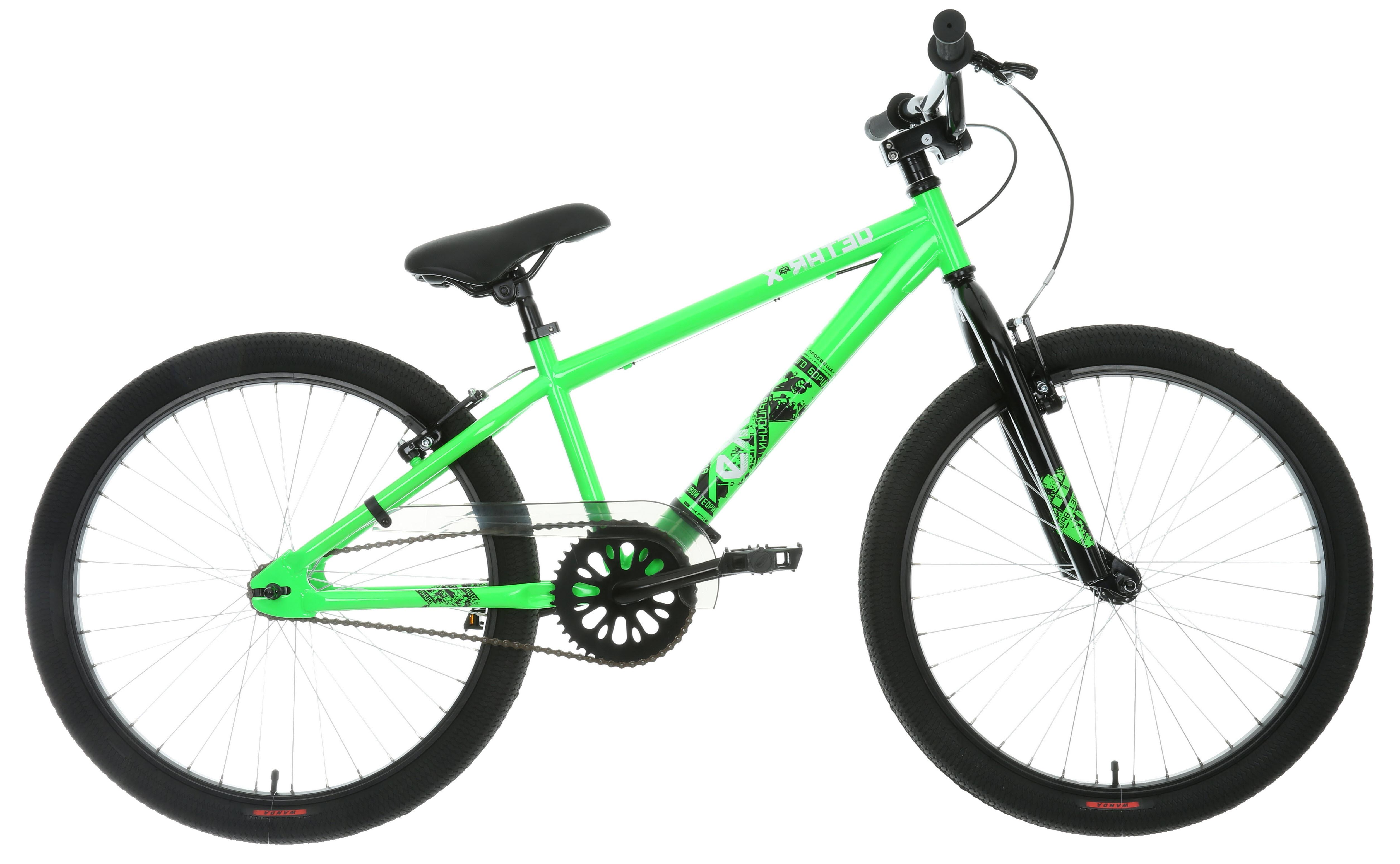 X-Rated Exile BMX Bike - 24 inch Wheel
