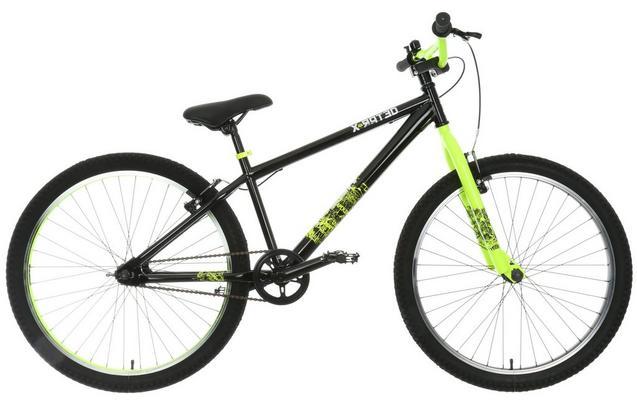 X-Rated Mesh Dirt Jump Bike - 26\