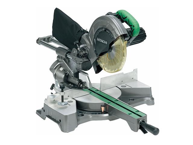 Hitachi C8FSEB 216mm Sliding Compound Mitre Saw + Blade 110 Volt lowest price