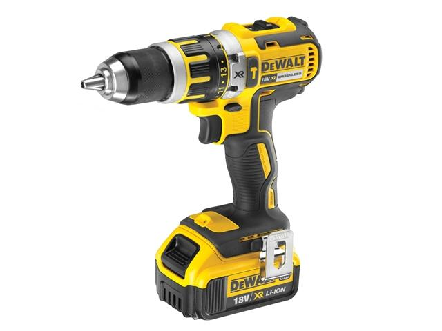 DEWALT DCD795M1 Compact Brushless Hammer Drill Driver 18 Volt 1 x 4.0Ah Li-Ion lowest price