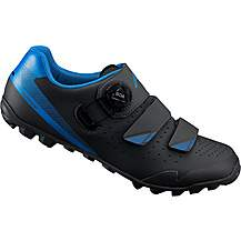 image of Shimano Shoes ME4 MTB - Black/Blue