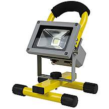 image of Sip Cordless 10w 900 Lumens SMD LED Floodlight