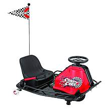 image of Razor Crazy Cart Shift Electric Go Kart