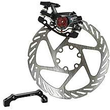 image of Avid BB7 MTB Graphite 160mm G2CS Rotor