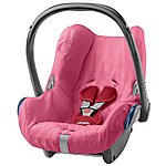 image of Maxi-Cosi CabrioFix Baby Car Seat Summer Cover - Pink