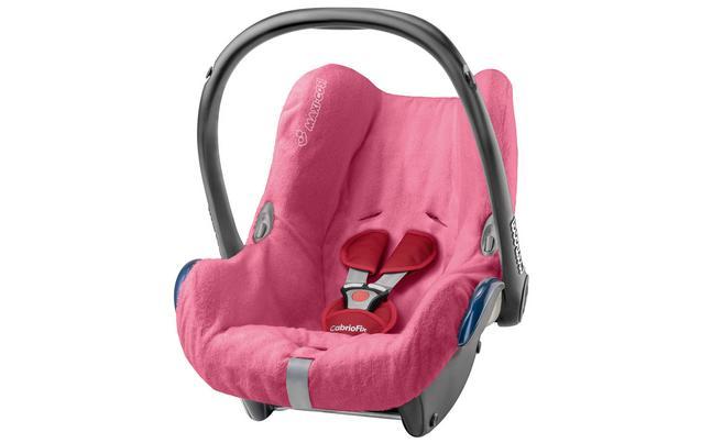Maxi Cosi CabrioFix Baby Car Seat Summer Cover