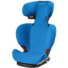 image of Maxi-Cosi RodiFix Booster Seat Summer Cover - Blue