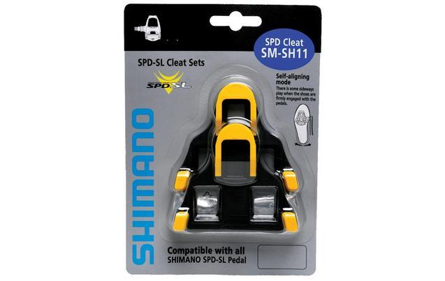 eba90c98ce43 Shimano SPD SL Floating Cleat