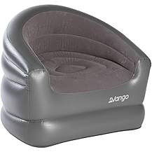 image of Vango Inflatable Chair - Grey