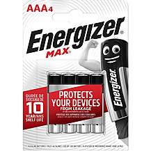 image of Energizer Ultra Plus AAA 4 Pack
