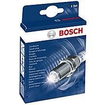 image of Bosch +31 Super Plus Spark Plug x4