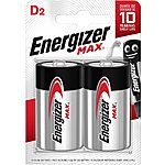 image of Energizer Ultra Plus D Batteries 2 Pack