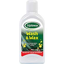 image of CarPlan Triplewax Car Shampoo 1 Litre
